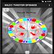 Nilco Twister Spinner by Nilco international company