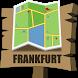 Frankfurt Map by Mappopolis