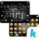 Cracked Screen Kika Keyboard by Best Theme Design Apps