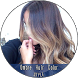 Ombre Hair Color Style by aghadigital