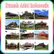 Rumah Adat Indonesia Lengkap by guruandroid