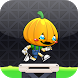 Halloween Head Runner by Skylabsgames