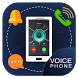 Voice Phone: Call SMS Notification by WORLD GLOBLE APPS