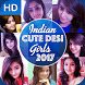 Indian Cute Girls Wallpapers by Four Brothers Apps