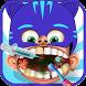 Cat baby Super Dentist Masks game for kids by highLandgames