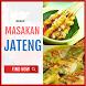 Resep Masakan Jawa Tengah by hariOS