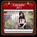 Calendar Photo Frame 2017 by Photo Editor Zone