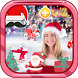 Merry Christmas Photo Stickers by dev6_6
