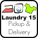 Laundry 15 Pickup&Delivery by Laundry15 Sales