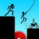 Stickman Parkour Simulator by Racing Games Fever