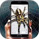 Spider on Screen – Scary Prank App