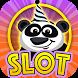 Wild Panda Slots : 777 Casino by KPC Team