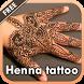 New Mehndi Henna Design Tattoo by InnoTeam
