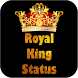 Royal King Status 2018 by Hindi Fun Zone