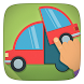 Toddler Kids Car Puzzles Free by Galante