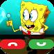 Fake Call From SpongeBob by Coffee Dev