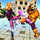Hammer Hero vs Crime City Avenger Battle by Digital Royal Gaming