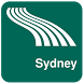 Sydney Map offline by iniCall.com