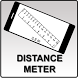 Distance Camera Meter by Noriax