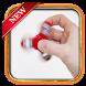 Fidget spinner hand swip by Soft Dev
