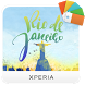 XPERIA™ Cityscape Rio Theme by Sony Mobile Communications