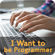 I Want to be Programmer by Eakkrat