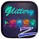 Glittery - ZERO Launcher by morespeedgoteam