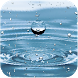 Water Drop Live Wallpaper by AltaVista Apps