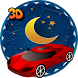 3D NIGHT CAR RACING by DIAMONDAPPS