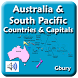 Australia and South Pacific by Gbury Apps
