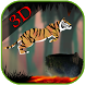 Jungle Tiger Run 3D -2015 Free