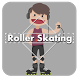 Roller Skating by Littleight