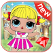 Lol Surprise Eggs run Dolls by Super4Apps