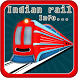 Indian Rail Info by Xynclab