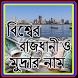 বিশ্বের সকল দেশের রাজধানী ও মুদ্রার নাম by AFT APPS