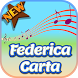 Federica Carta Music Lyrics by Asyamnabil Studio
