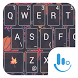 Pumpkin Season Keyboard Theme by Fashion News