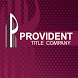 Provident Title Mobile by Red Shed Technology, Corp