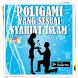 Poligami Sesuai Syariat Islam Lengkap