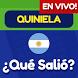 QUINIELA ¿Qué Salió? by ¿Qué Salió?
