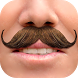 Mustache Photo Editor by Thalia Photo Art Studio