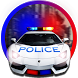 Toddler Kids Car Toy Police by PurePush Pro