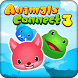 Animals Connect 3 by Happy Planet Games