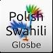 Polish-Swahili Dictionary by Glosbe Parfieniuk i Stawiński s. j.