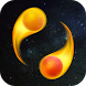 Two Fire Balls by IT DOT BUSINESS2