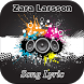 Zara Larsson Song Lyric by Jack Black