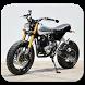 Modifikasi Motor Klasik by Salwa Studio