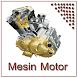 Mesin Motor by charliechristytaylor