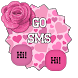 GO SMS THEME - SCS374 by SCSCreations
