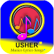 Usher Songs & Lyrics Collections by Songs Musica